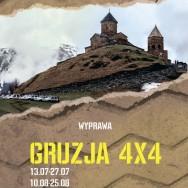 Gruzja 4x4